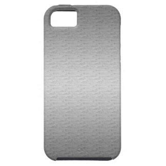 Metal cepillado funda para iPhone SE/5/5s