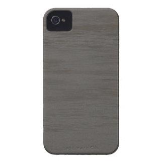 Metal cepillado sucio gastado iPhone 4 carcasa