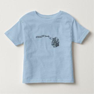 Metal chain tshirts