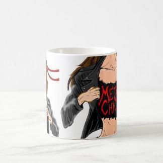 Metal Chick Coffee Mug