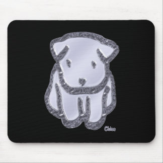 Metal Chico Mouse Pad