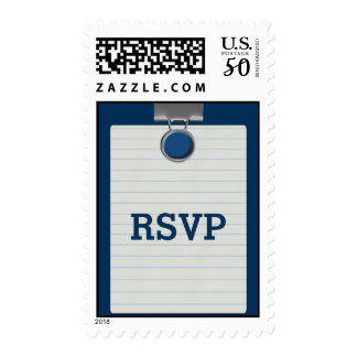 Metal Clip Notepaper Class Reunion Postage