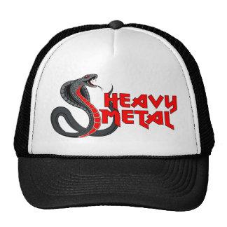 METAL COBRA HAT