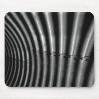 metal construction plate abstract mouse pad