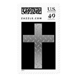 metal cross stamp