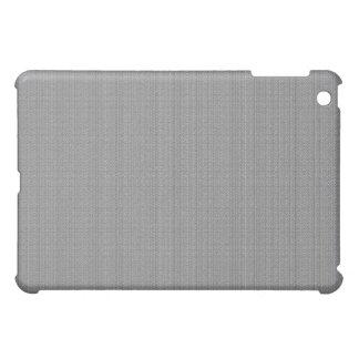 Metal de cadena de plata con el iPad de la fronter