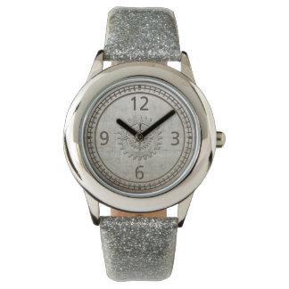 Metal de Steampunk Reloj