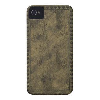 Metal de Steampunk y caso del iPhone del panel de iPhone 4 Carcasas