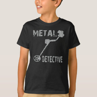 Metal Dectective T-Shirt