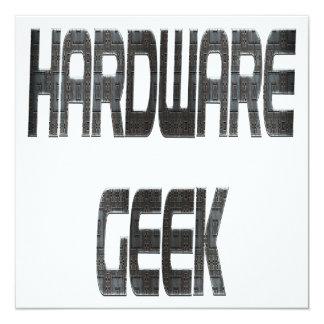Metal del friki del hardware