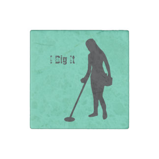 Metal Detecting - Dad Digs It - Magnet