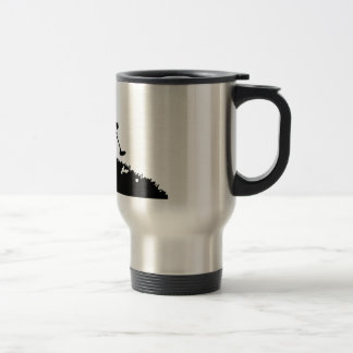 Metal Detecting - Foiled Again - Travel Mug