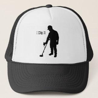 Metal Detecting - I Dig It - Hat