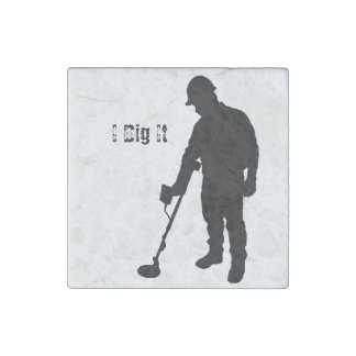 Metal Detecting - I Dig It - Magnet
