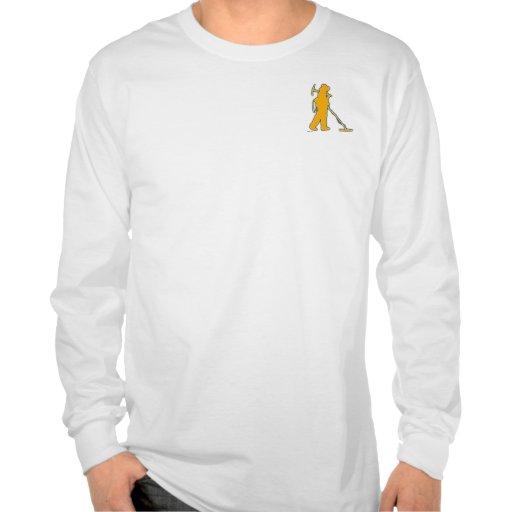 metal detecting logo tshirts