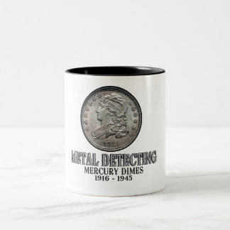 Metal Detecting Mug - by swtichtee
