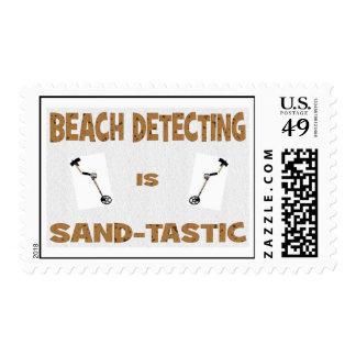 Metal Detecting Postage