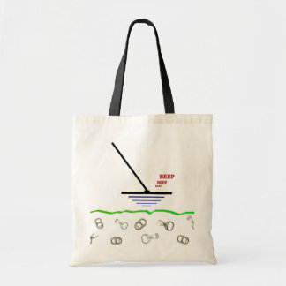 Metal Detecting Tote Bag