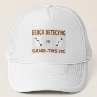 Metal Detecting Trucker Hat