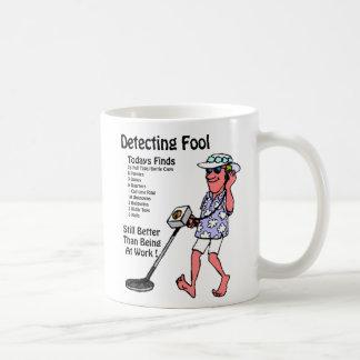 Metal Detectors Mugs
