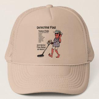 Metal Detectors Trucker Hat