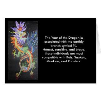 Metal Dragon Card