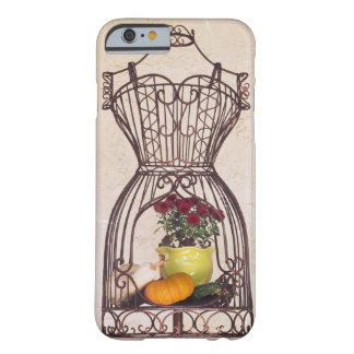 Metal Dress Form iPhone Case