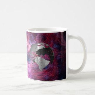 Metal Earth Globe Coffee Mug