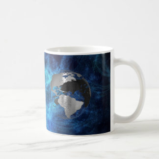 Metal Earth Globe Coffee Mugs