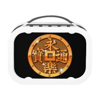 Metal Eiraku-sen Yubo Lunch Box