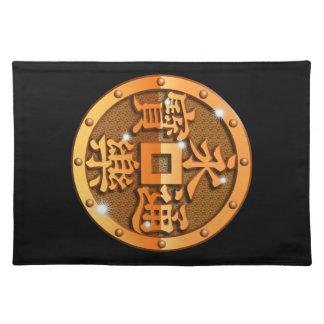Metal Eiraku-sen Cloth Place Mat