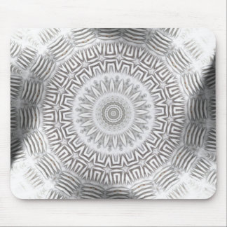 METAL Element Kaleido Pattern Mouse Pad