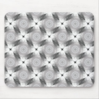 METAL Element Tiled Kaleido Pattern Mouse Pad