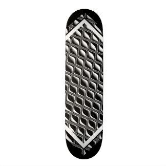 Metal Eye Black Illusion Customizable Deck w1
