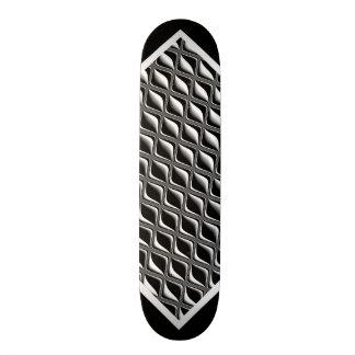 Metal Eye Black Illusion Customizable Deck w2