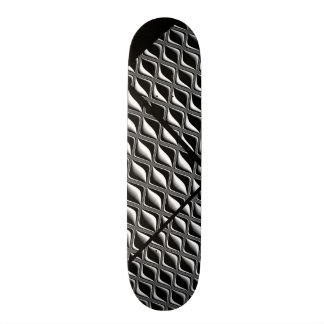 Metal Eye Illusion Pattern Customizable Deck w0