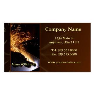 Metal Fabrication Business Card