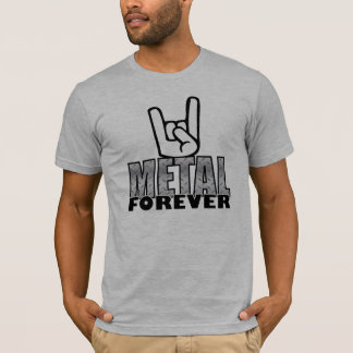 METAL FOREVER ~ Graphic Tee