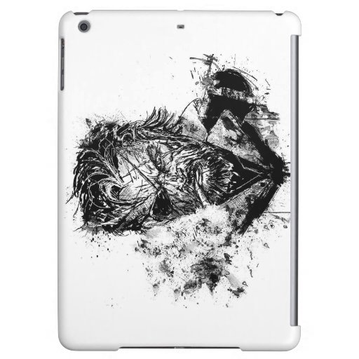 Metal Gear Solid Legendary Soldier Men's Coques Case For iPad Air
