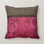 Metal Gear Steampunk Pillow, Pink