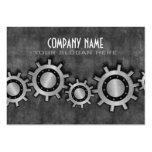 Metal Gears Business Card