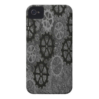 Metal Gears Case-Mate iPhone 4 Case