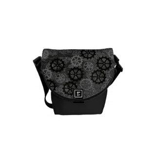 Metal Gears Commuter Bags