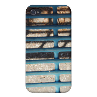 Metal Grate iPhone 4/4S Cases