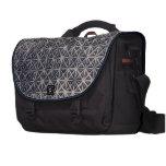 metal grating mesh pattern bag for laptop