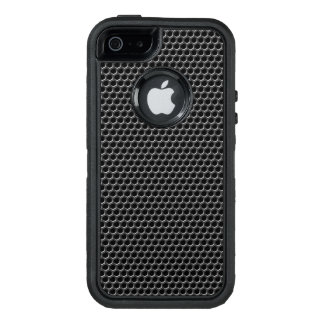 Metal grid pattern - background OtterBox iPhone 5/5s/SE case