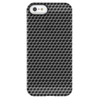 Metal grid pattern - background permafrost® iPhone SE/5/5s case