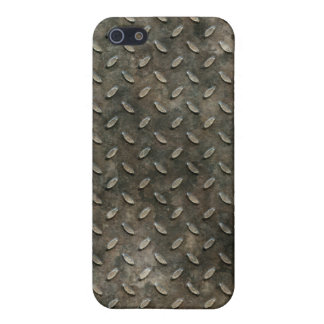 Metal Grunge Case for iPhone 4