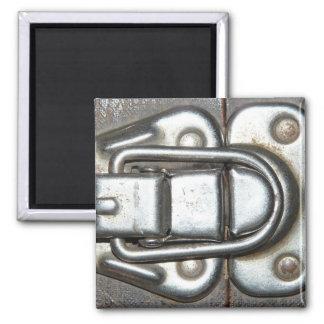 Metal Grunge Latch Magnet