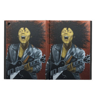 Metal Guru/Golden Boy iPad Case